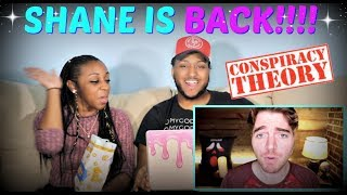 """Conspiracy Theories with Shane Dawson"" PART 1 REACTION!!!"
