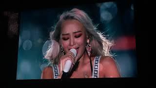 Hyolyn 효린 - Hello,Goodbye 안녕 (My Love From The Stars OST) HallyuPopFest Singapore 2019 190525