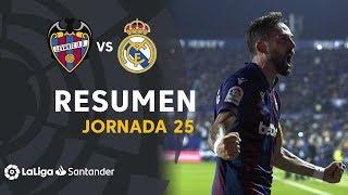 Resumen De Levante Ud Vs Real Madrid  1-0