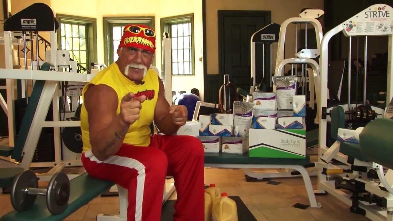 Hulk Hogan Gym