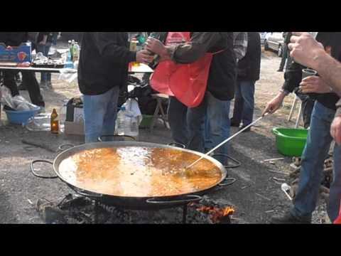 Dia de las paellas,Alzira 2012
