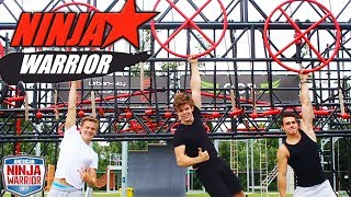 NINJA WARRIOR TRAINING! | (American Ninja Warrior CHALLENGE)