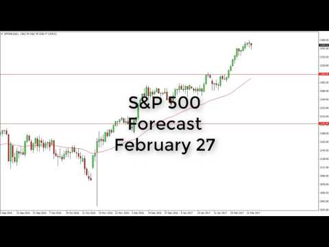 S & P 500 Technical Analysis for February 27 2017 by FXEmpire.com