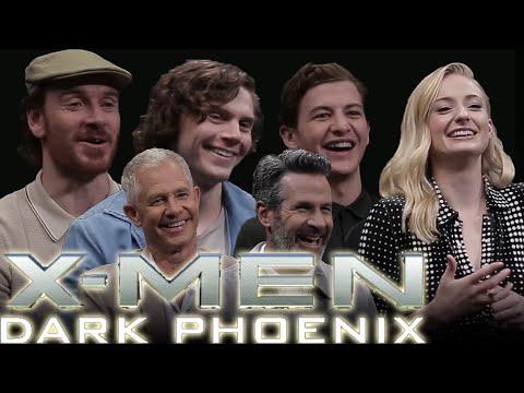 X-Men: Dark Phoenix Cast Interview