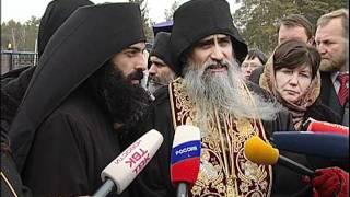 Пояс Пресвятой Богородицы в Красноярске