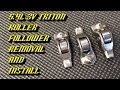 Ford 5.4L 3v Triton Engines: Roller Follower Removal and Installation