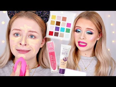 FULL FACE OF SHADES I NEVER USE.. | sophdoesnails