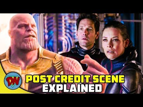 Ant-Man and The Wasp Post Credit Scenes |...