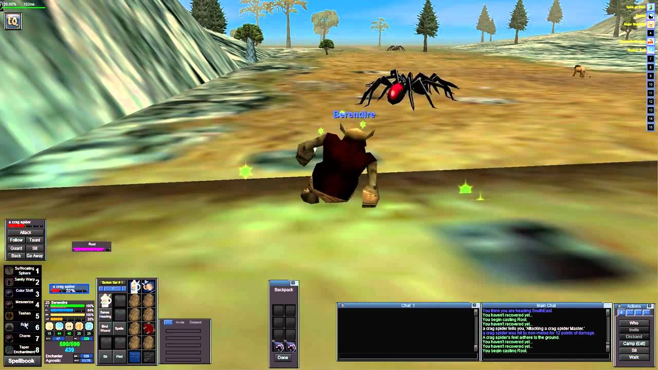 Everquest - Project 1999 - Character Advice