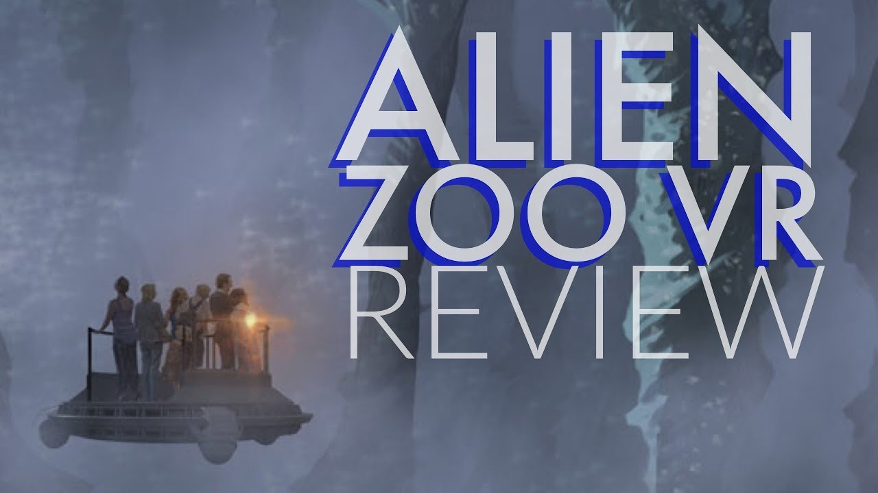 Alien Zoo Review - VR Experience at Westfield Century City Mall from  Dreamscape Immersive
