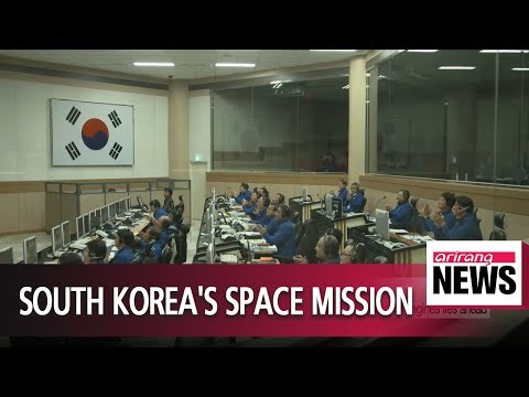 S. Korea step closer to launching satellite launch space vehicle with successful test launch