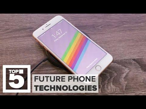 Top 5 future phone technologies (CNET Top 5)