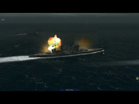Atlantic Fleet Custom Battle