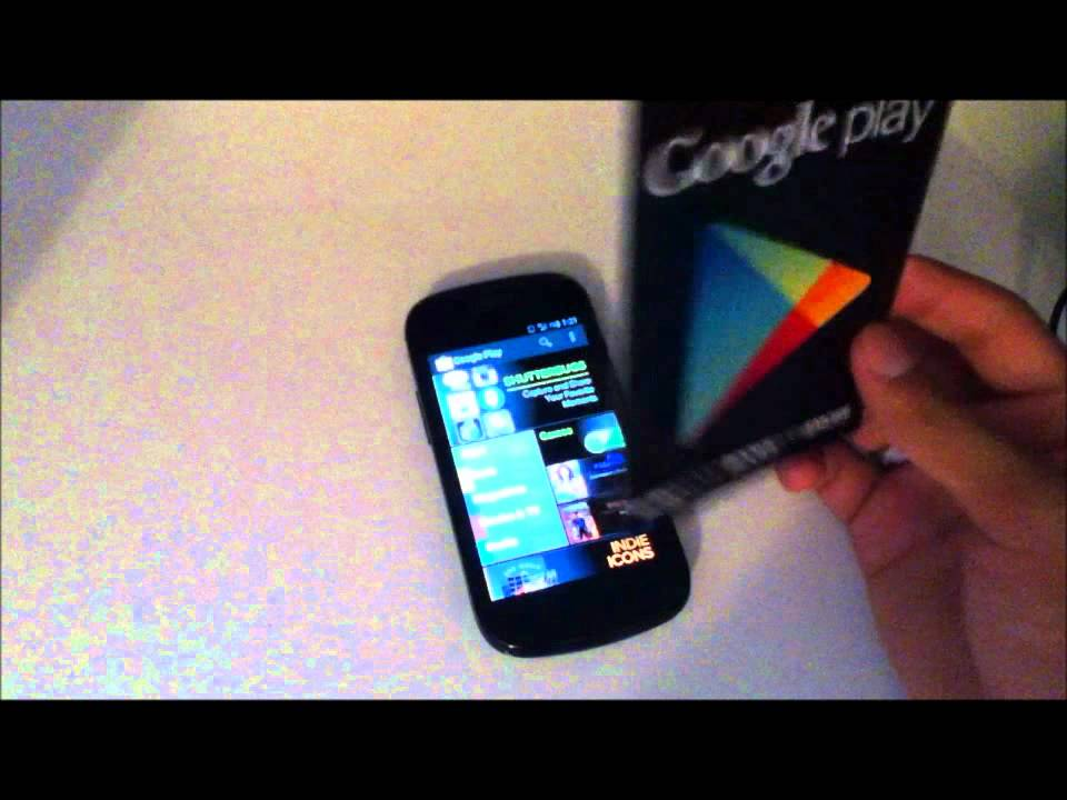 Buy Google Play Card 10 Pay As You Go