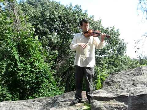 Paganini Caprice #2 - William Harvey, violin