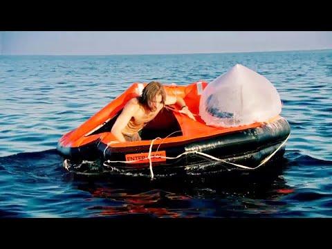 Невероятный Случай Выживания в Океане - Видео онлайн