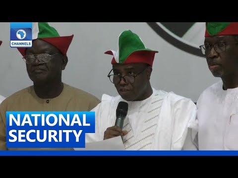 Insecurity: PDP Governors Meet In Ibadan, Oyo State