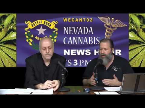 Nevada cannabis News  Episode #117 HD