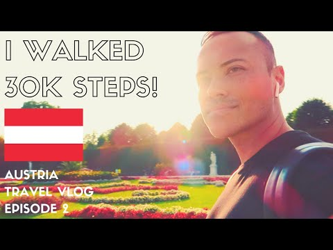 EXPLORING VIENNA + FINAL THOUGHTS | AUSTRIA TRAVEL VLOG 2018 | EPISODE 2