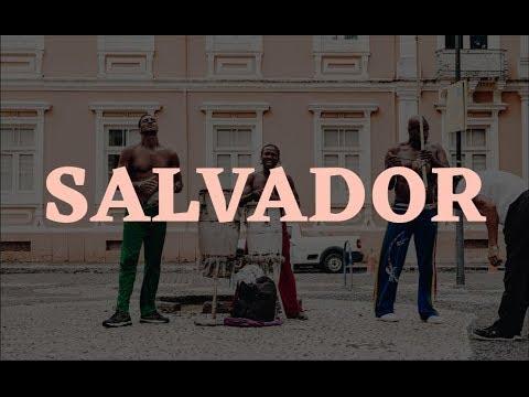 Salvador (Bahia) Travel Film *4k* ~ BRAZIL 2018