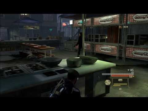 Alpha Protocol (37) Taipei: Deal with the Triads