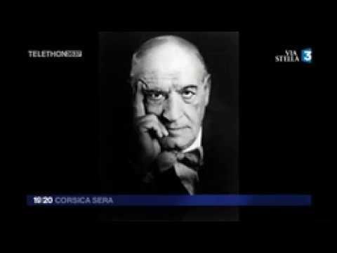 José Ortega y Gasset - Méditation sur la technique - France 3 Corse