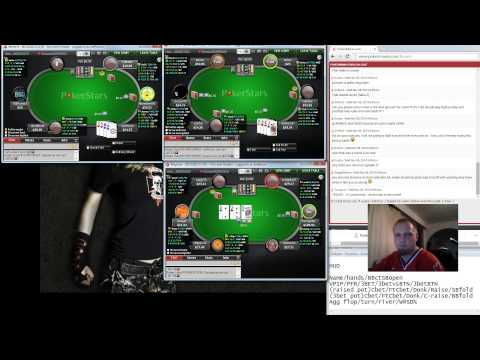 PLO25 Omaha cash games strategy with Kyyberi 5.11. 2014