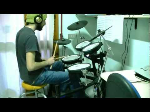 Michael Meets Mozart - The Piano Guys (drum)