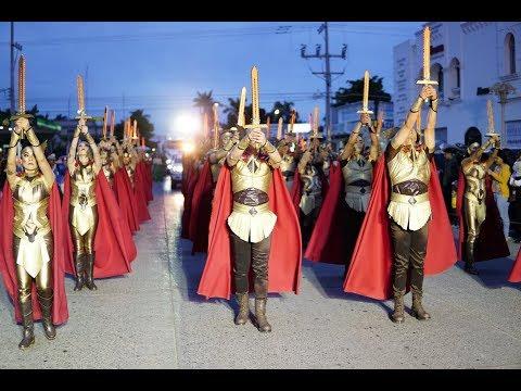 Desfile Jesús Es La Onda 2018