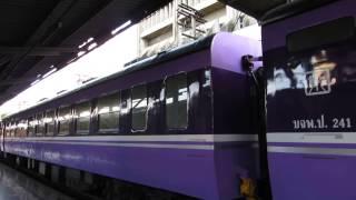 タイ国鉄 旧日本国鉄車両 新潟鉄工所 昭和53年製造 14系?
