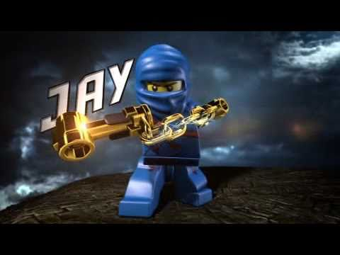 2011 LEGO Ninjago - Blue Ninja Jay
