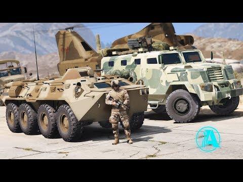 3ra Guerra Mundial En GTA 5 - OPERATIVO NOS ATACAN UNA BASE | TheAxelGamer thumbnail