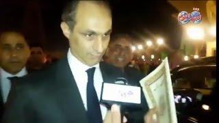 أخبار اليوم | شاهد ماذا قال جمال مبارك ودعوة علاء للفنان محمد صبحي في وفاة زوجته