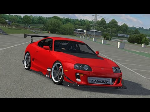 LFS - Tuned Toyota Supra Full Package by Vano Paniashvili