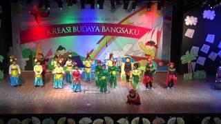 Pergi Belajar - Gelar Seni 2016 - TK Putra III Bendungan Hilir - Jakarta Pusat