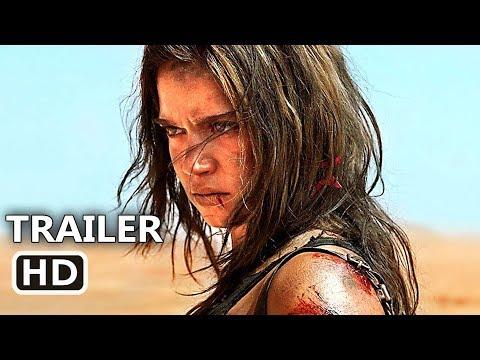 REVENGE Official Trailer (2018) Action Thriller Movie HD