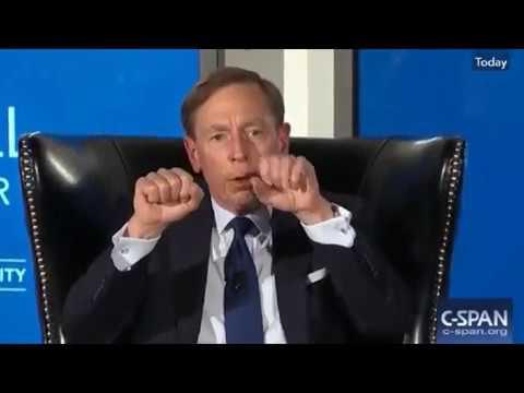 David Petraeus Talks Iran's Political Structure & Regional Goals