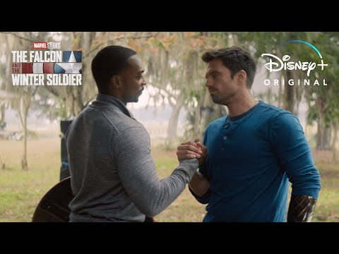 Coworkers | Marvel Studios' The Falcon and the Winter Soldier | Disney+
