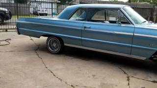 64 Impala Maybeline Blue