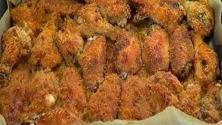 Крылышки куриные рецепт в духовке