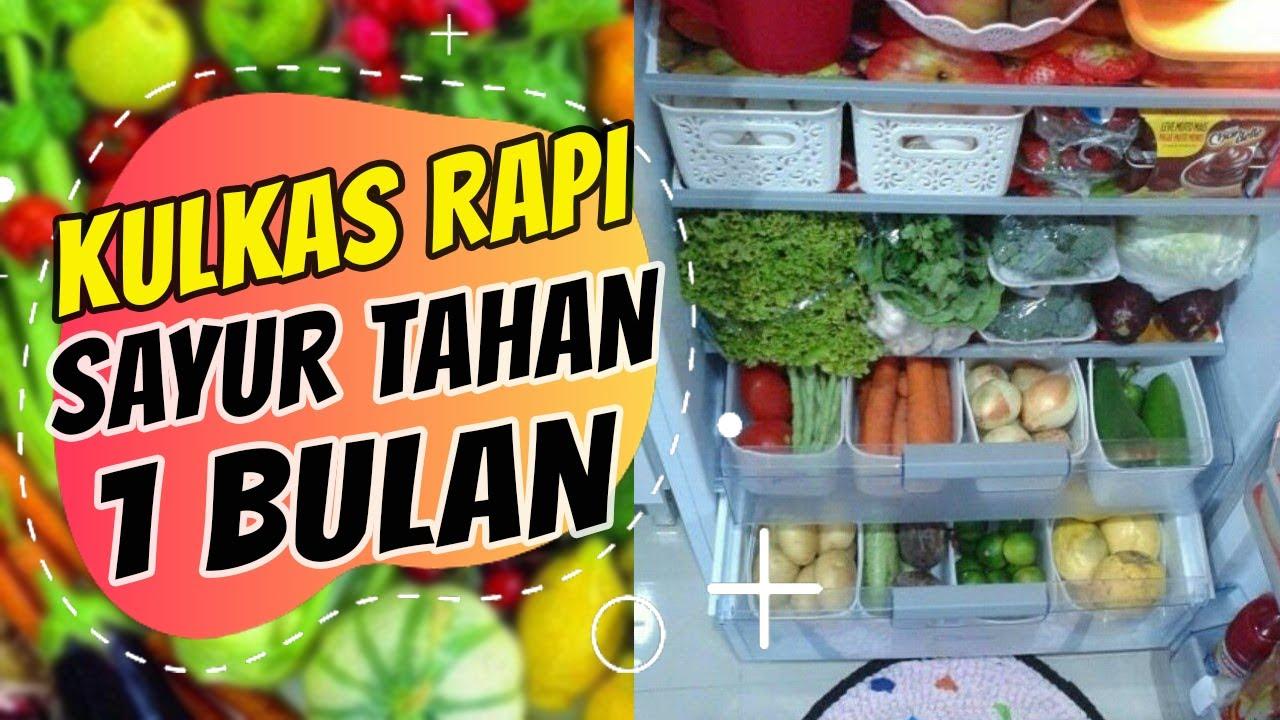 tidak mudah busuk cara menyimpan sayuran di kulkas agar tidak mudah busuk ayurveda