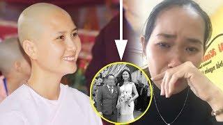 """Hoa hậu Nguyễn Thị Hà CHÍNH THỨC LÊN TIẾNG về nghi án """"GIẬT CHỒNG"""" rồi xuống tóc đi tu?"""