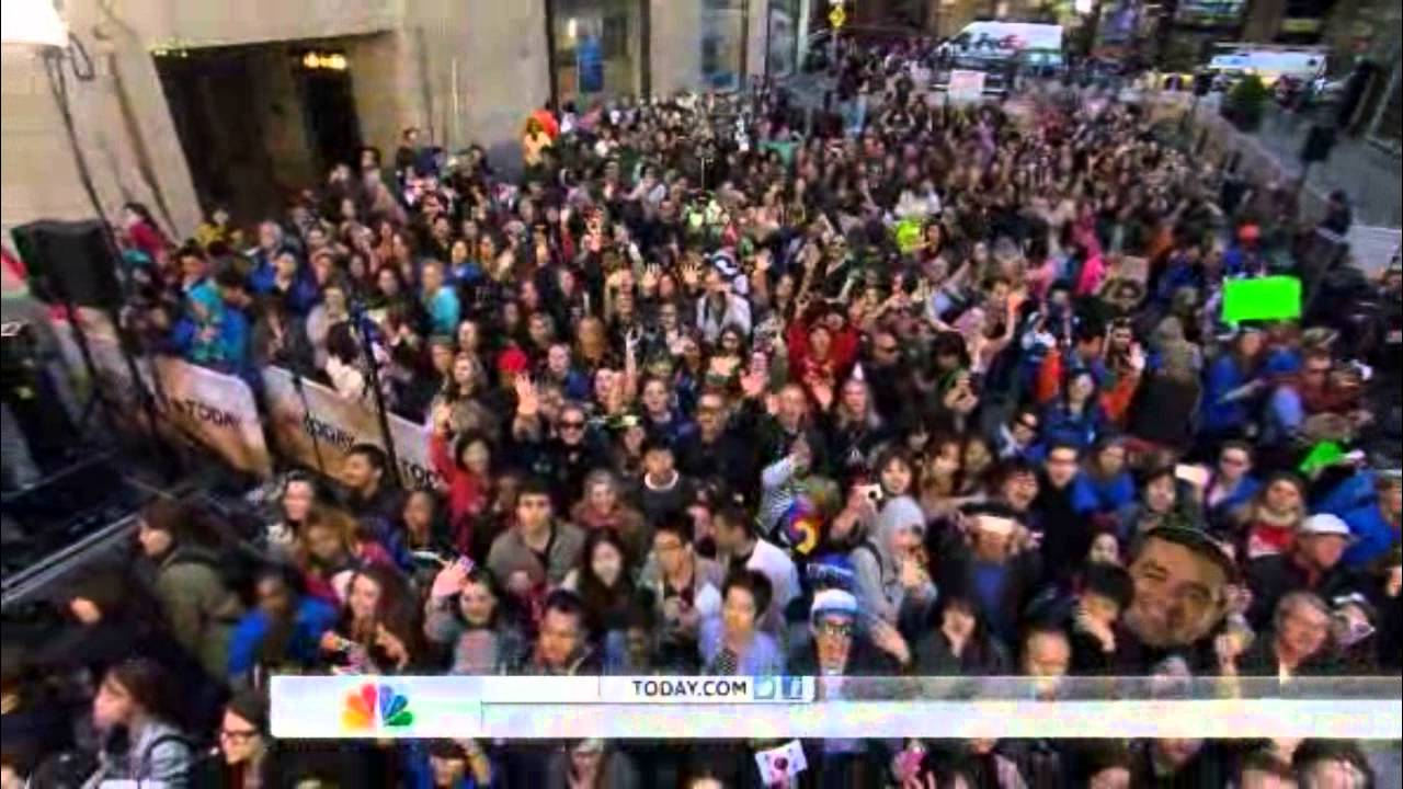 PSY  Today Show 20130503