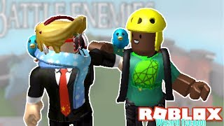 BECOMING WIZARDS??? (Non.) Roblox - France Wizard Tycoon avec HappyTDMFan