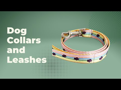 Dog Collars And Leashes- Custom Dog Collars And Leashes Maker