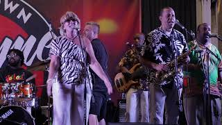 Fatback Band African World Peace Festival Part 1