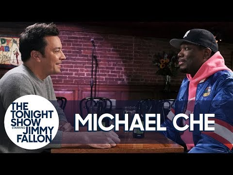 Michael Che Once Got a Private Stand-Up Workshop from Tracy Morgan
