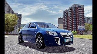 City Car Driving - Opel Insignia OPC 2.8 V6 2010 Sedan | + Download [LINK] | 1080p & G27