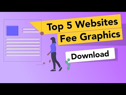 Top 5 Free Illustration Resources | Download Free Graphics And Icons For Web And Graphic Design