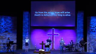 St. Andrew's Community UMC Live Stream 10:30am Contemporary Service April 26, 2020